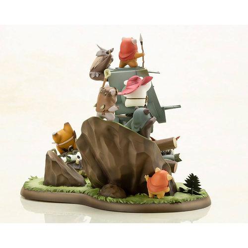 Kotobukiya Star Wars ARTFX PVC Statue Battle of Endor The Little Rebels 19 cm