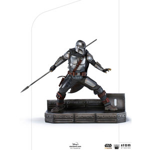 Star Wars: The Mandalorian - The Mandalorian 1:10 Scale Statue