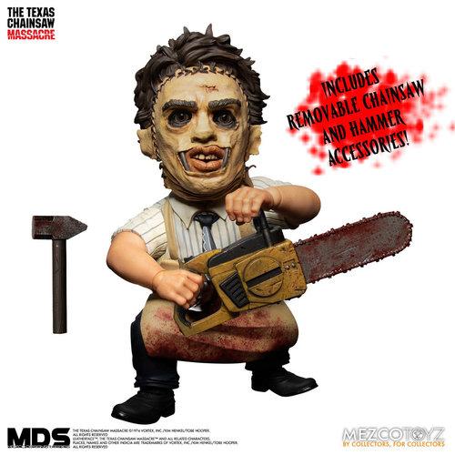 Mezcotoys The Texas Chainsaw Massacre: Leatherface 6 inch Action Figure