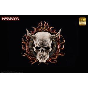 toynami Hannya 1:1 Scale Bust by Masaaki Fukuda