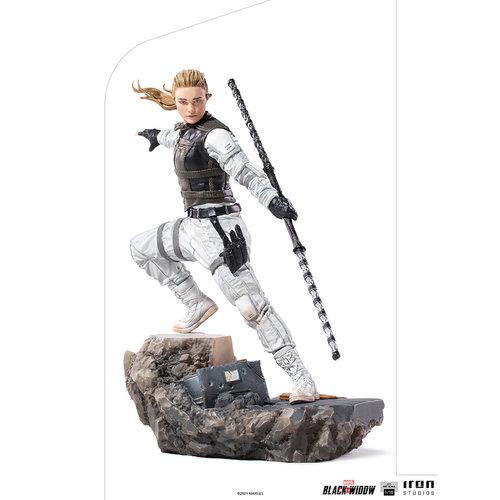 Iron Studios Marvel: Black Widow - Yelena 1:10 Scale Statue
