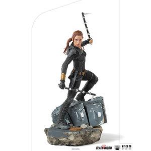 Iron Studios Marvel: Black Widow - Natasha Romanoff 1:10 Scale Statue