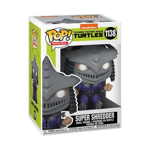 FUNKO Pop! Movies: Teenage Mutant Ninja Turtles 2 - Super Shredder