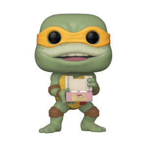 FUNKO Pop! Movies: Teenage Mutant Ninja Turtles 2 - Michaelangelo