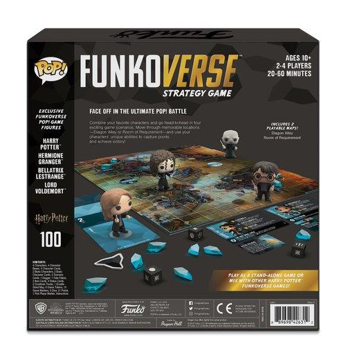 FUNKO Pop! Funkoverse Strategy Game: Harry Potter - English Base Set
