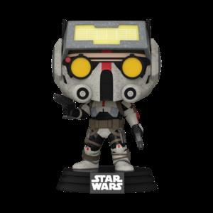 FUNKO Pop! Star Wars: The Bad Batch - Tech