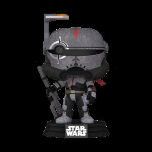 FUNKO Pop! Star Wars: The Bad Batch - Crosshair