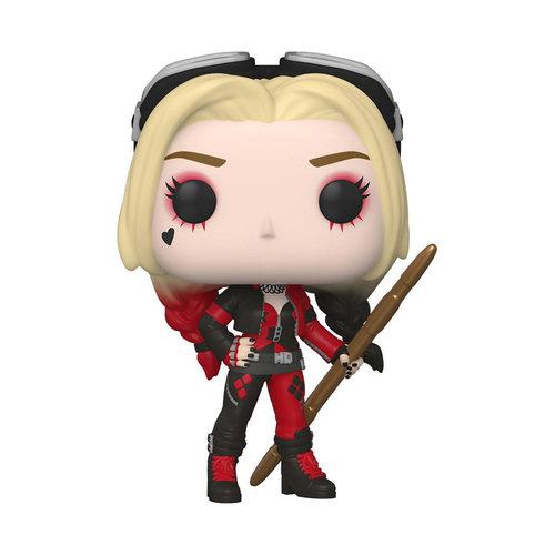 FUNKO Pop! DC: The Suicide Squad - Harley Quinn Bodysuit