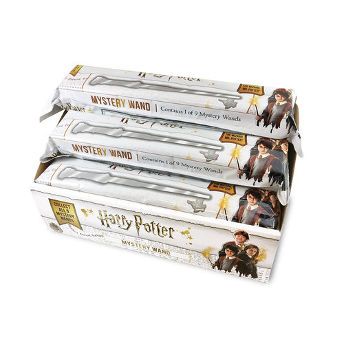 The Noble Collection Harry Potter: Mystery Wand Series 1 (Price per Piece)