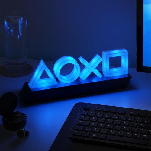 Paladone Playstation: Playstation 5 Icons Light