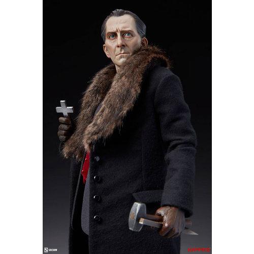 Sideshow Toys Dracula 1958: Van Helsing Premium 1:4 Scale Statue