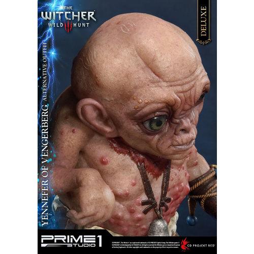 Prime 1 Studio The Witcher 3: Wild Hunt - Deluxe Yennefer of Vengerberg V2 Statue