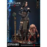The Witcher 3: Wild Hunt - Deluxe Yennefer of Vengerberg V2 Statue