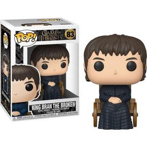 FUNKO Pop! TV: Game Of Thrones - King Bran The Broken