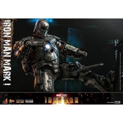 Hot toys Marvel: Iron Man - Iron Man Mark I 1:6 Scale Figure