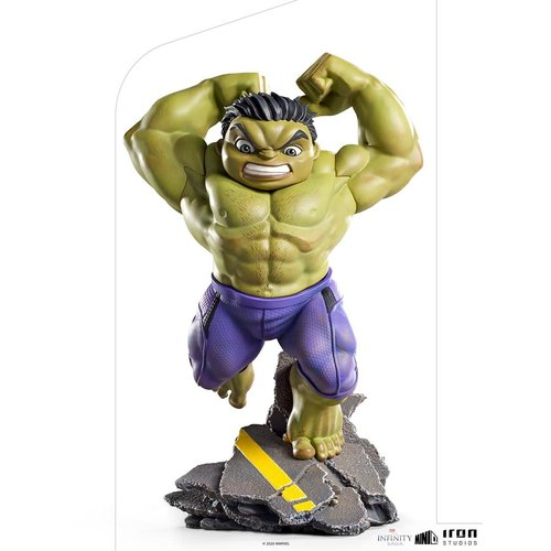Iron Studios Marvel: The Infinity Saga - The Hulk Minico PVC Statue