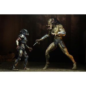 NECA The Predator: Deluxe Ultimate Assassin Predator Unarmored 7 inch Action Figure