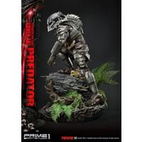 Predator Comics: Deluxe Big Game Cover Art Predator Statue