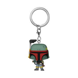 FUNKO Pocket Pop! Keychain: Star Wars - Boba Fett