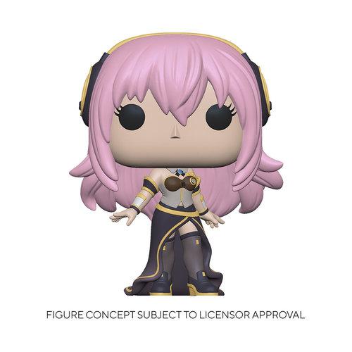 FUNKO Pop! Anime: Vocaloid - Megurine Luka V4X