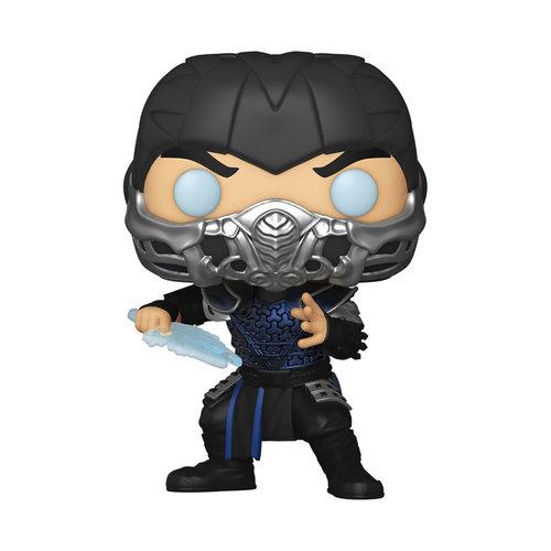 FUNKO Pop! Movies: Mortal Kombat - Sub-Zero