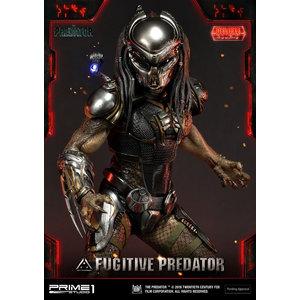 Prime 1 Studio The Predator 2018: Deluxe Fugitive Predator 1:4 Scale Statue