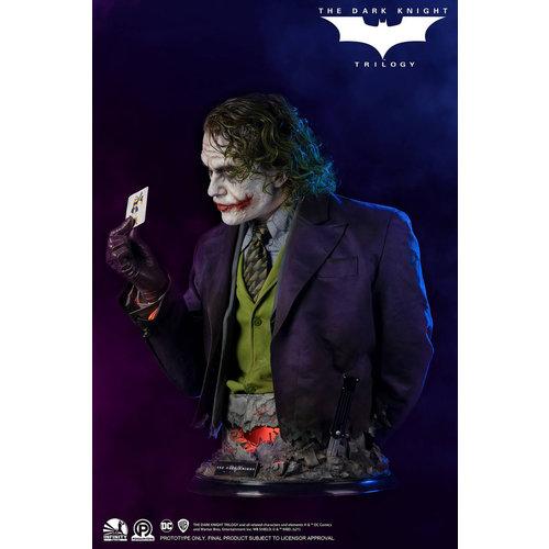 infinity studio DC Comics: The Dark Knight - The Joker 1:1 Scale Bust