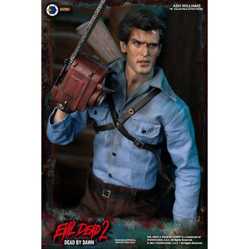 Sideshow Toys Evil Dead 2: Ash Williams 1:6 Scale Figure
