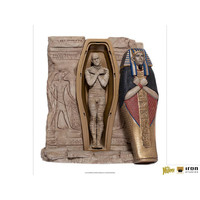 Universal Monsters: Deluxe The Mummy 1:10 Scale Statue