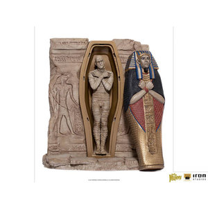 Iron Studios Universal Monsters: Deluxe The Mummy 1:10 Scale Statue