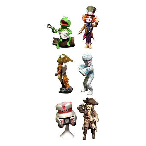 Diamond Select Blind Box: Disney Universe D-Formz PVC Figures (Price per Piece)