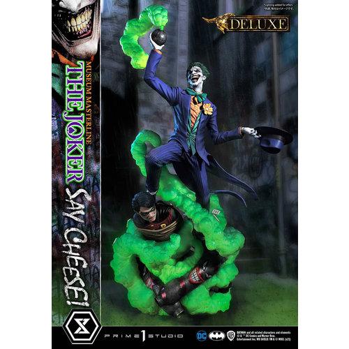 Prime 1 Studio DC Comics: Deluxe The Joker Say Cheese 1:3 Scale Statue