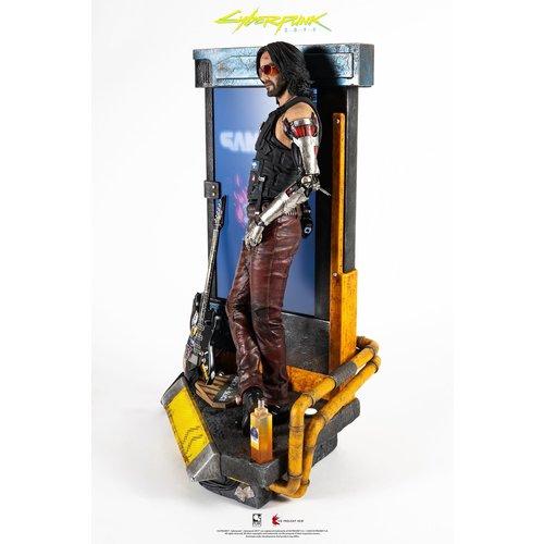PURE ARTS Cyberpunk 2077: Exclusive Johnny Silverhand 1:4 Scale Statue
