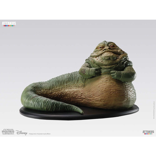 Attakus Star Wars: Jabba The Hutt 21 cm Statue Limited  Elite collection