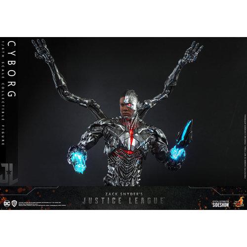 Hot toys DC Comics: Zack Snyder's Justice League - Cyborg 1:6 Scale Figure