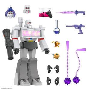 super7 Transformers: Ultimates Wave 2 - Megatron G1 Cartoon 8 inch Action Figure
