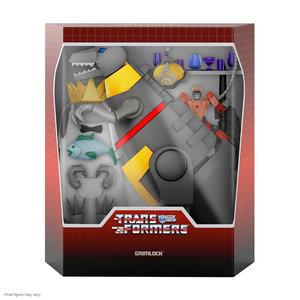 super7 Transformers: Ultimates Wave 2 - Grimlock Dino Mode 9 inch Action Figure