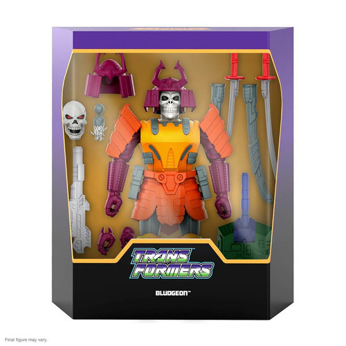 super7 Transformers: Ultimates Wave 2 - Bludgeon 8 inch Action Figure
