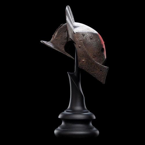 WETA Workshops Lord of the Rings Replica 1/4 Helm of Uruk-Hai 20 cm