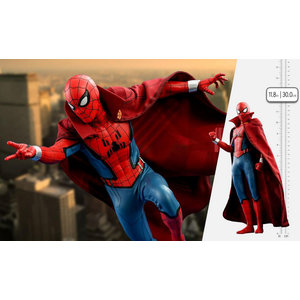 Hot toys Marvel: What If - Zombie Hunter Spider-Man 1:6 Scale Figure