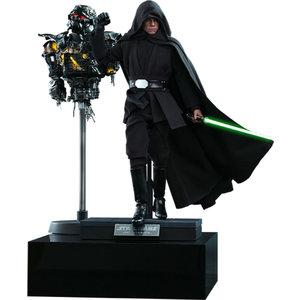 Hot toys Star Wars: The Mandalorian - Deluxe Luke Skywalker 1:6 Scale Figure