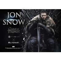 Game of Thrones: Jon Snow 1:4 Scale Statue