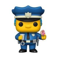 Pop! Cartoons: The Simpsons - Chief Wiggum