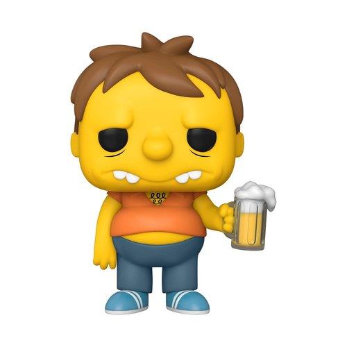 FUNKO Pop! Cartoons: The Simpsons - Barney