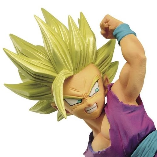 Banpresto Dragon Ball Super - Chosenshiretsuden Vol.6 - Super Saiyan 2 Son Gohan Figure 12cm ENG
