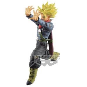 Banpresto Dragon Ball Super - Future Super Saiyan Trunks Figure 17cm ENG