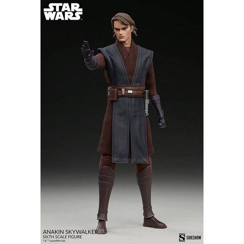 Sideshow Toys Star Wars: The Clone Wars - Anakin Skywalker 1:6 Scale Figure