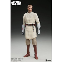 Star Wars: The Clone Wars - Obi-Wan Kenobi 1:6 Scale Figure