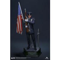 DC Comics: The Dark Knight Trilogy - Joker 1:3 Police Uniform Statue