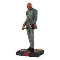The House by the Cemetery: Dr. Freudstein Statue